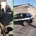 Esplode un camion su via Giovinazzo: paura anche all'Hospice A.Marena