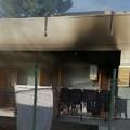 Incendio in via Traiana: a fuoco un appartamento