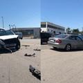 Incidente sulla Sp231 tra Bitonto e Modugno: due feriti lievi