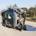Terribile incidente sulla Poligonale di Bitonto: ferita una ragazza