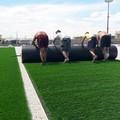 Al Polisportivo Rossiello di Bitonto arriva l'erba sintetica