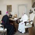 Monsignor Satriano ricevuto in udienza da Papa Francesco