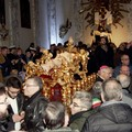 ll Cristo Morto del Purgatorio incanta i visitatori della Facies Passionis di Taranto