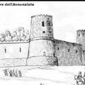 """Approfondimento - Il  """"Castello """" dell'Annunziata e le mura della città fino al secolo scorso"""