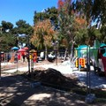 Ad aprile la 'nuova' area giochi della Villa Comunale