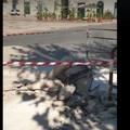 Sfregio piazza Marconi a Bitonto: in arrivo le basole definitive