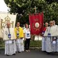 Le confraternite bitontine a Matera per il XXVI Cammino Nazionale Confraternale