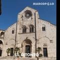 """Bitonto fra i """"60 luoghi da amare"""" di Marcopolo Tv"""