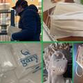 A Bitonto cittadini, aziende e politici donano kit sanitari a medici e volontari