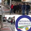 Disabili prigionieri della strada a Palombaio: due nuovi scivoli da Bitonto Solidale