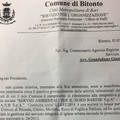 """La Regione commissaria l'Aro, come Bitonto aveva  """"chiesto """""""