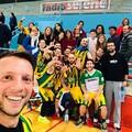 Basket: lo Sporting Club Bitonto rimonta e vince a Bisceglie
