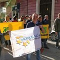 «No all'inceneritore NEWO». Ieri manifestazione a Bari