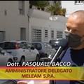 «Il Covid non è letale». Striscia la Notizia a Bitonto intervista Mario Bacco