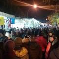 Mercato serale a Bitonto, commercianti soddisfatti: «Affluenza straordinaria»