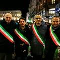 Anche il sindaco di Bitonto a Milano per la Segre