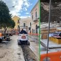 Lavori in pausa su piazza Caduti: si aspetta la Sovrintendenza