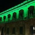 Palazzo Gentile si è illuminato di verde per far luce sulle malattie mitocondriali