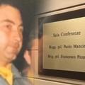 Dedicato alla memoria del bitontino Paolo Mancini l'auditorium dell'aeroporto militare di Pratica di Mare