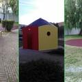 Ecco le prime immagini del parco di via Togliatti pronto per essere riconsegnato alla città