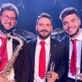 Tre incredibili talenti suonano per l'Italian Big Band