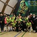La Polisportiva Bitonto vince la serie A2 e vola in serie A