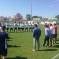 Primo allenamento per il nuovo Bitonto in vista del debutto in Serie D