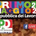 """Il PD  """"Terra di Bari """" organizza la Maratona online del Lavoro e dei Lavoratori"""