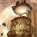 VIDEO – Com'era e com'è diventato dopo il restauro il pulpito ligneo di San Domenico