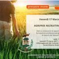 Lavoro in agricoltura, venerdì un incontro al Comune