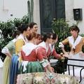Incanto e meraviglia a Bitonto per il Corteo Storico con più di 500 figuranti