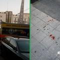Rissa in piazza Santi Medici: ferita un'anziana passante