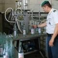 La GdF dona alcool sequestrato: diventerà disinfettante