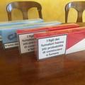 Contrabbando di sigarette. Sequestrate 5 stecche
