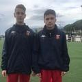 Due giovani promesse dell'Olimpia Bitonto convocate dal Genoa
