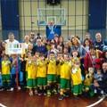 Minibasket, anche Sporting Club al Memorial Federici
