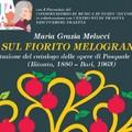 Il  Catalogo delle opere di Pasquale La Rotella presentato oggi al teatro Traetta