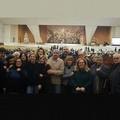 Gli alunni della scuola Modugno-Rutigliano-Rogadeo di Bitonto in udienza dal Papa
