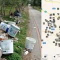 Bitonto disseminata di discariche: mappati 280 siti