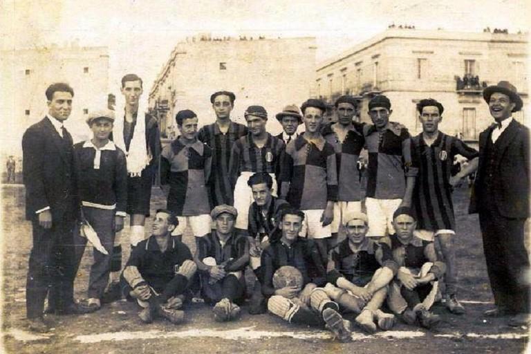 Bitonto calcio nella storia