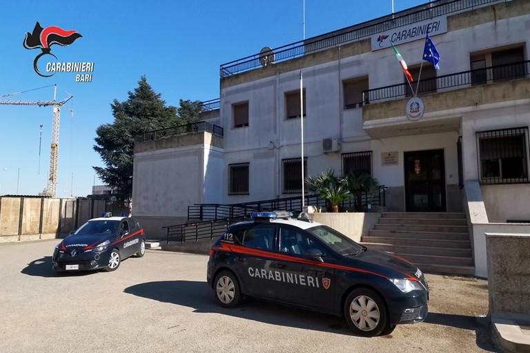 I Carabinieri della Stazione di Bitonto