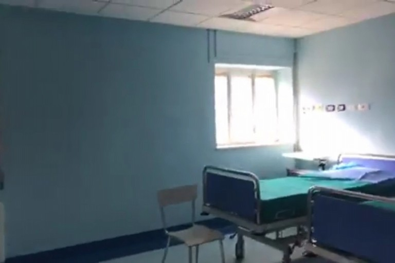 Blitz Ospedale Bitonto