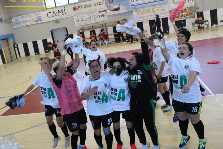 La Polisportiva Bitonto alla Final Eight di Coppa Italia. <span>Foto Manuel Milo</span>