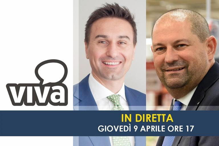 Diretta Viva: Pippo Cannillo e Francesco Pomarico
