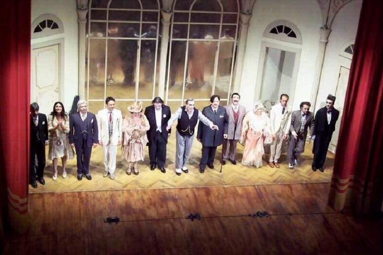 Carlo Giuffr al teatro Traetta di Bitonto