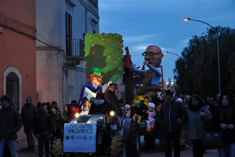 Carnevale a Palombaio