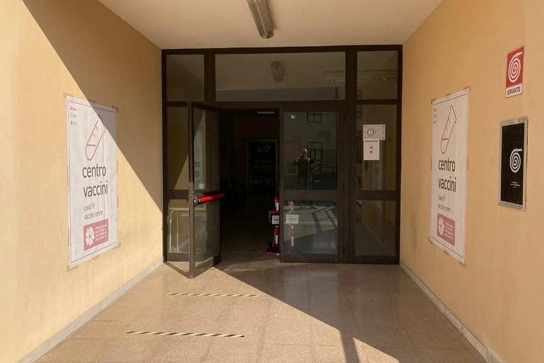 Centro vaccini\