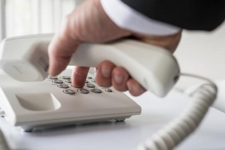 Chiamata telefonica
