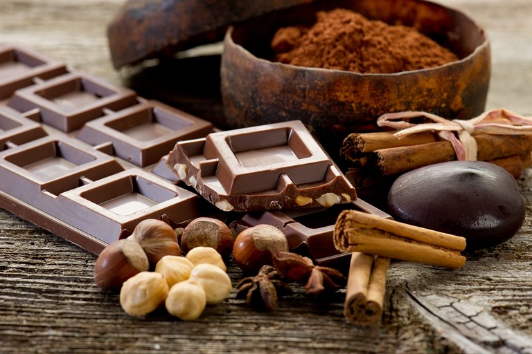 cioccolata. <span>Foto eurochocolate.net</span>