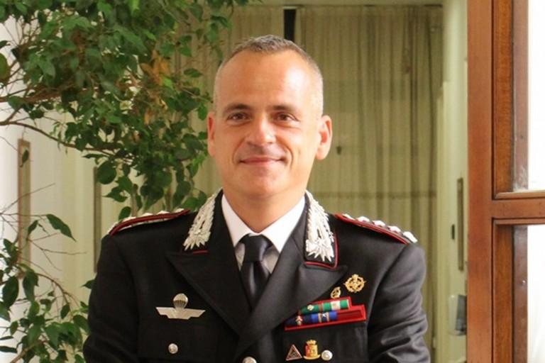 Il colonnello Francesco De Marchis